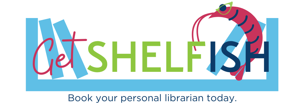 Get Shelfish: Book A Personal Librarian Banner Image