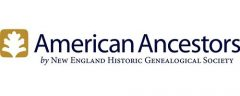 American Ancestors by the New England Historic Genealogical Society Graphic